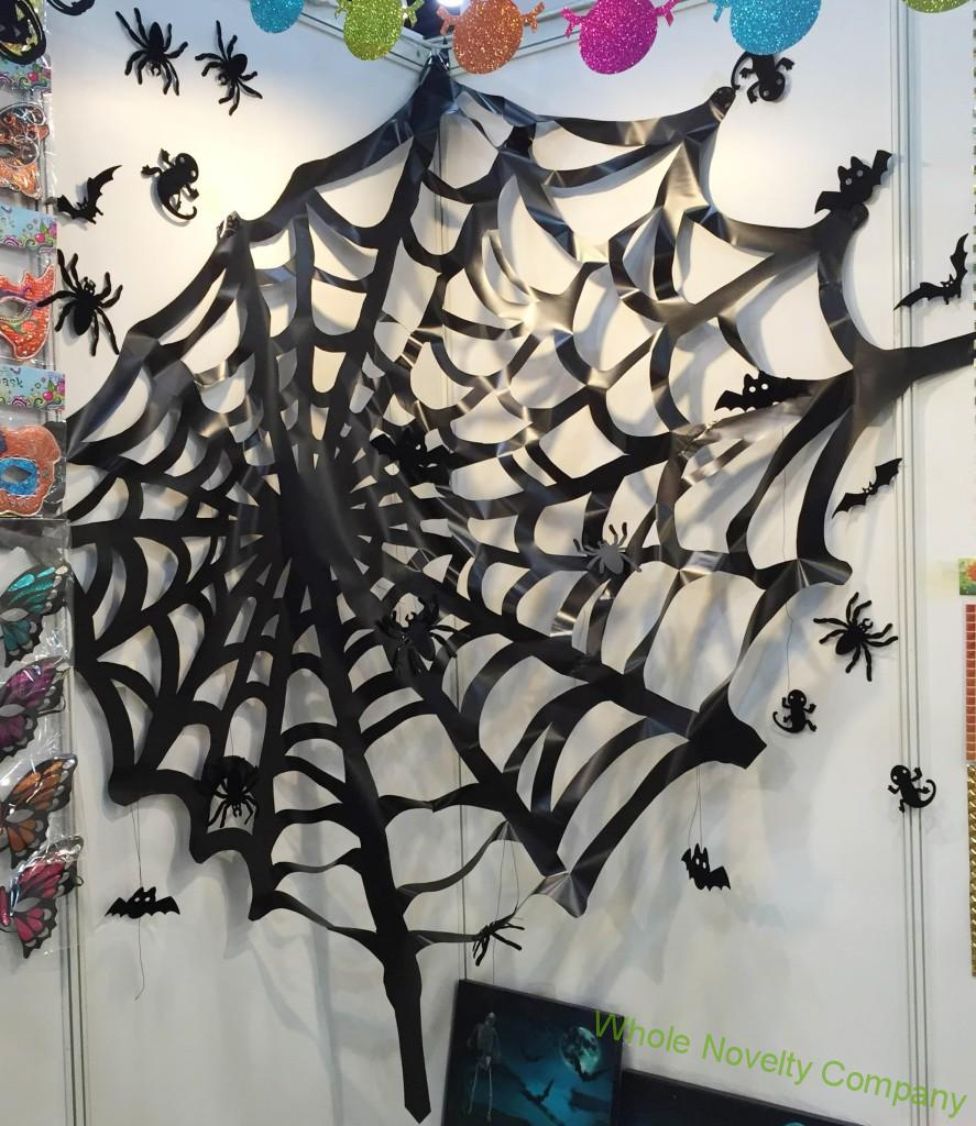 E1 Spider Web Display