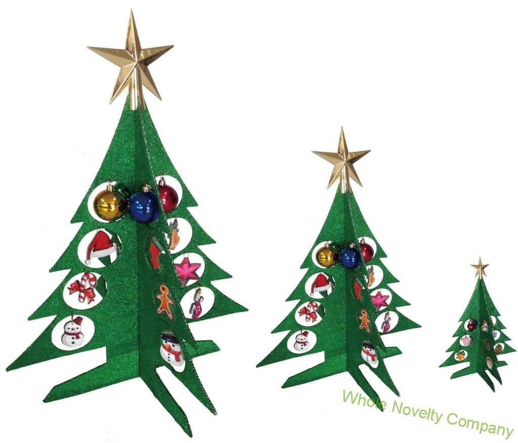 E2-1 Christmas Trees