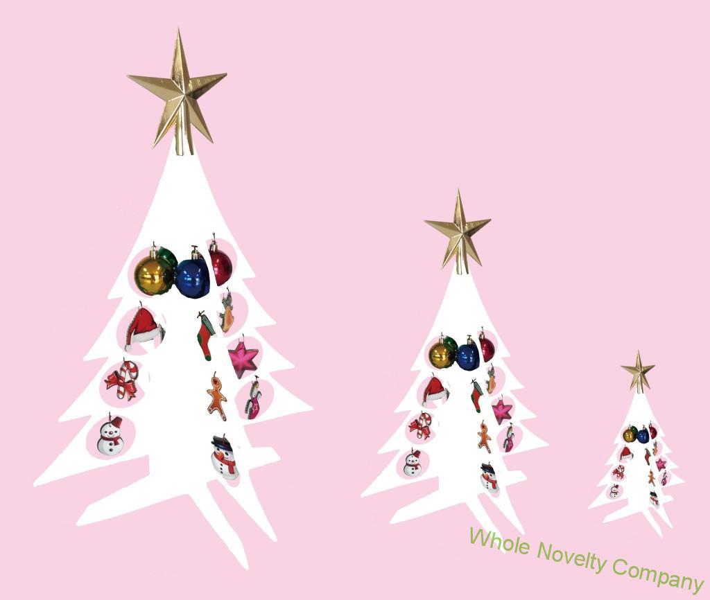 E2-2 White Christmas Tree